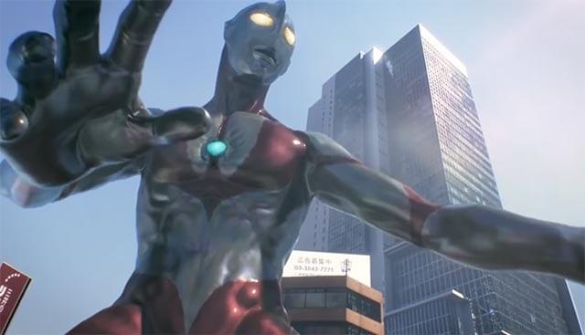 Trailer zur Ultraman-Neuauflage