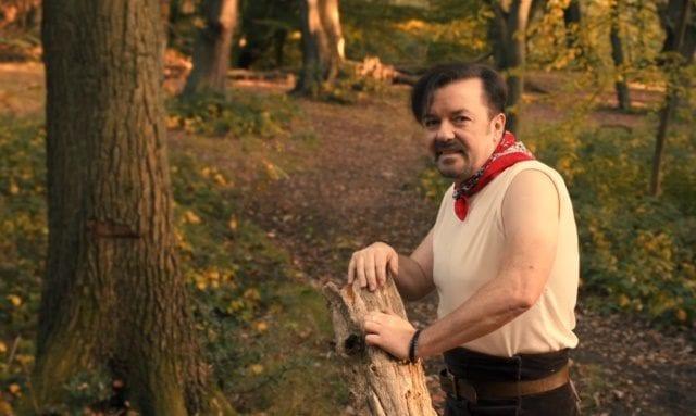 The Office: Musikvideo von Ricky Gervais alias David Brent
