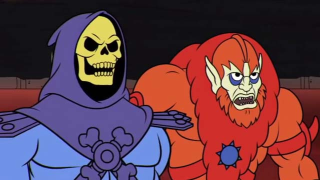 "He-Man: Trailer zu ""The Curse of the Three Terrors"""