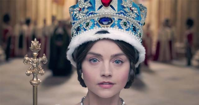 "Trailer: Jenna Coleman im upcoming royal Drama ""Victoria"""