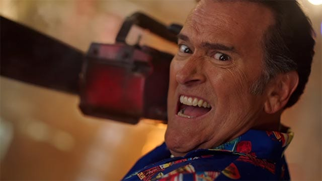 Ash vs Evil Dead: Season 2 Trailer