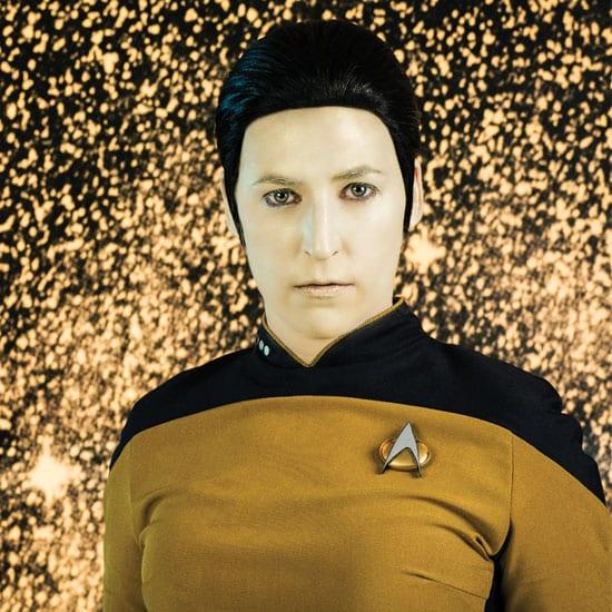 Mayim Bialik in Star Trek-Kostümen - Witzige Aktion des ...