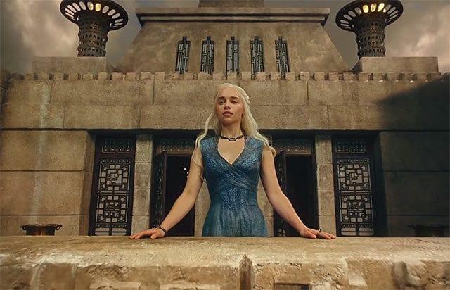 Ein Video-Tribute an Daenerys Targaryan