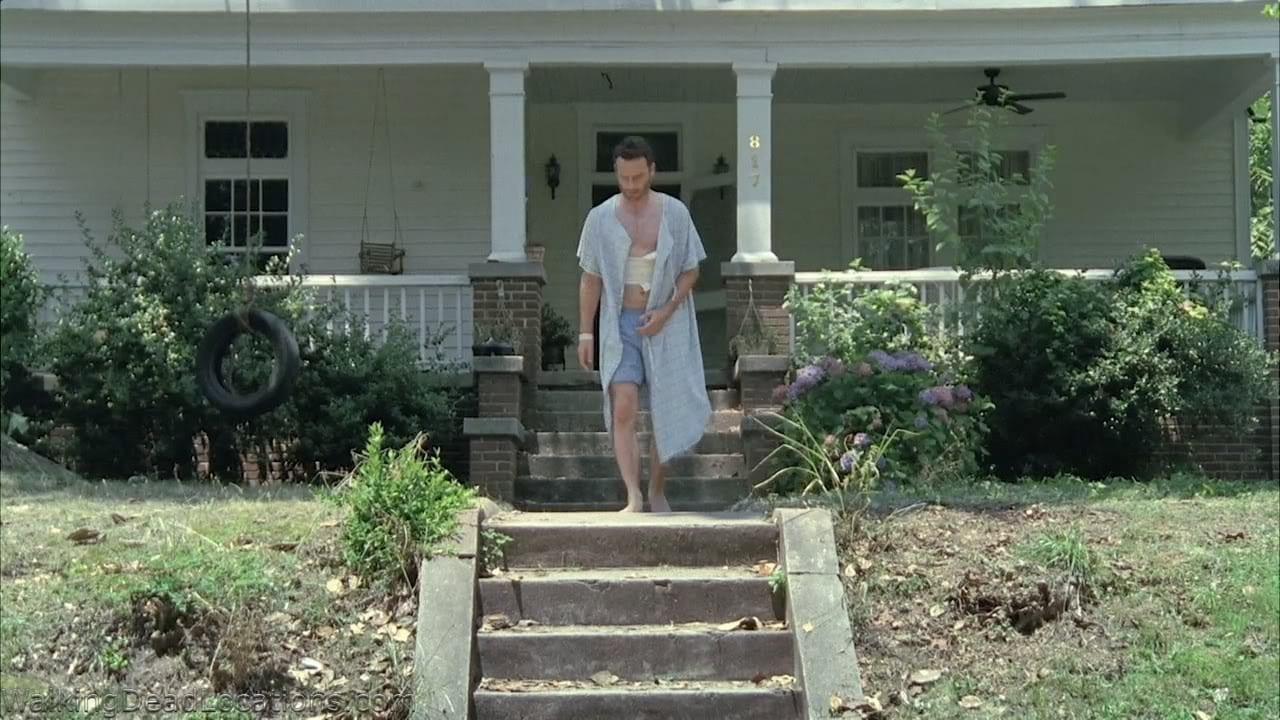 The Walking Dead: Haus von Rick & Carl steht zum Verkauf