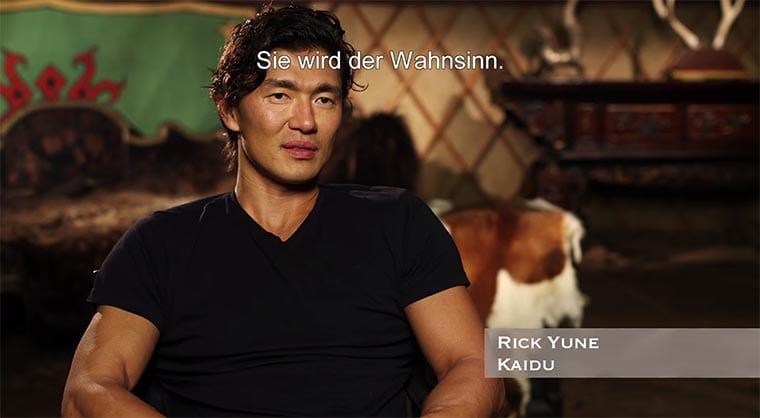 Marco Polo: Featurette zur 2. Staffel