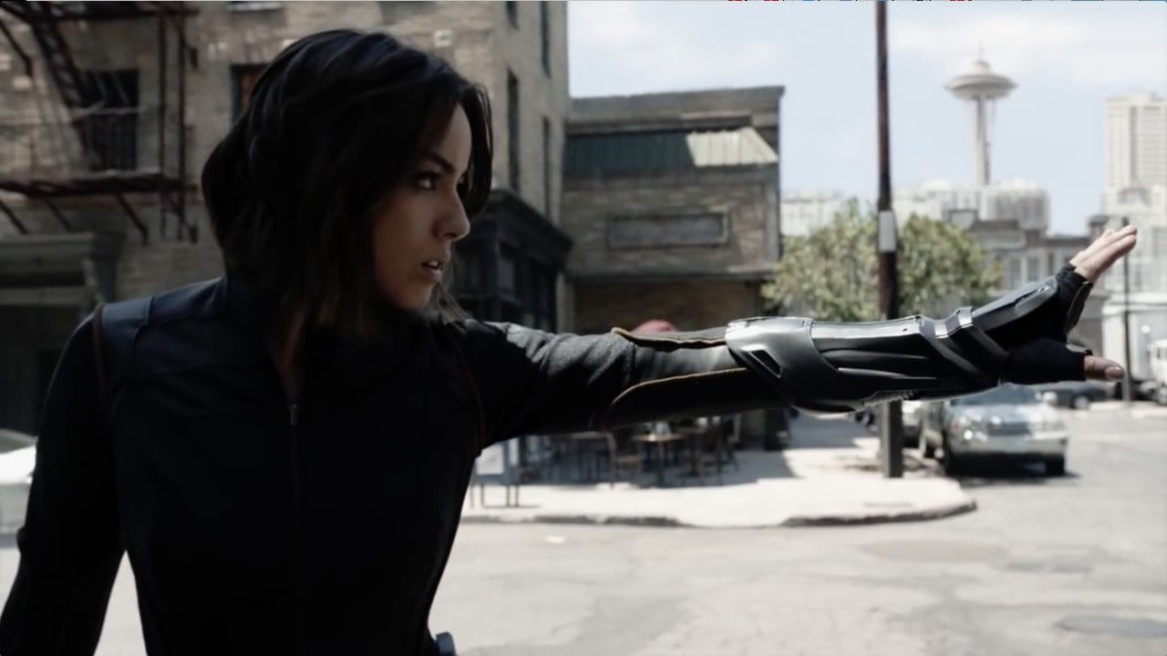 Review: Agents of S.H.I.E.L.D. S03E01 – Laws of Nature