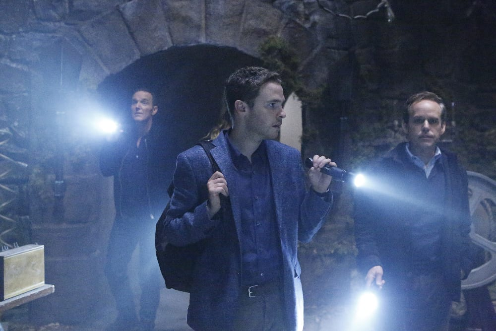 Review: Agents of S.H.I.E.L.D. S03E02 – Purpose in the Machine