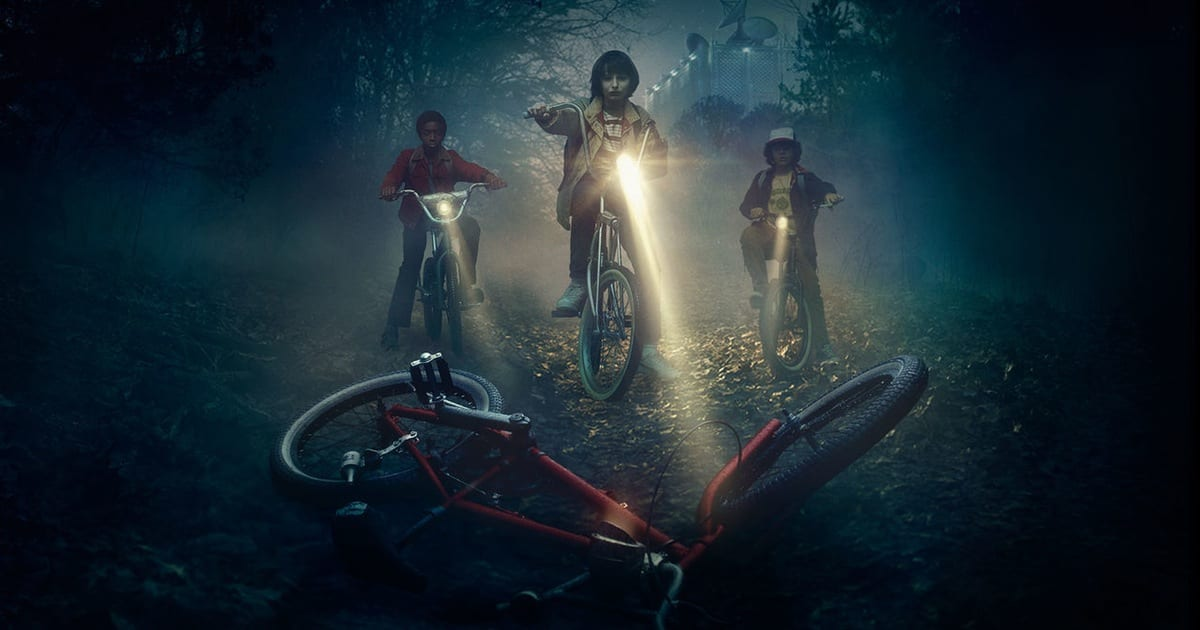 Review: Stranger Things (Mini-Serie)
