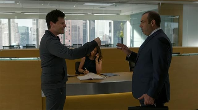 suits_S06E03_01 Review: Suits S06E03 - Back on the Map