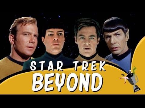 Star Trek Beyond 1966
