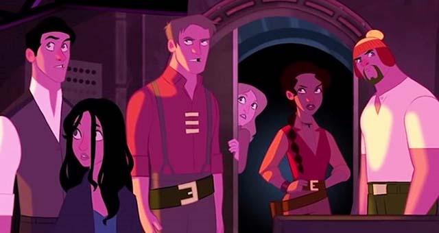 Trailer zur Fortsetzung von Firefly