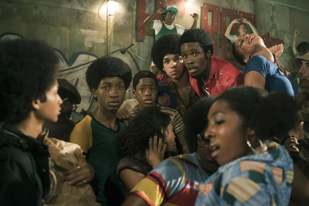 Review – The Get Down S01E01+02 – Where There Is Ruin, There is Hope