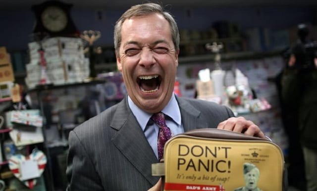 I Want My Life Back: BBC plant eine Nigel Farage Parodie