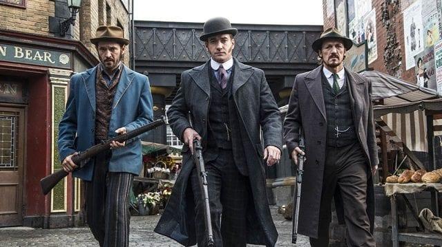 Trailer und Startdatum zur 4. Staffel von Ripper Street