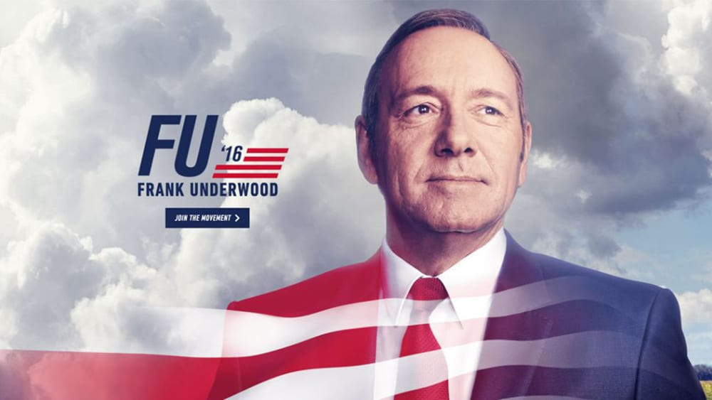 Musik in: House of Cards Season 4 (Jeff Beal)