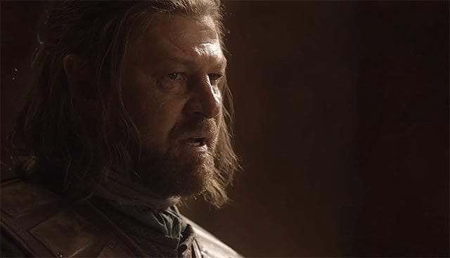 Ein Video-Tribute an Ned Stark