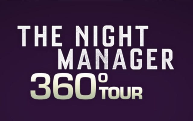 The Night Manager: 360°- und Virtual Reality-Tour