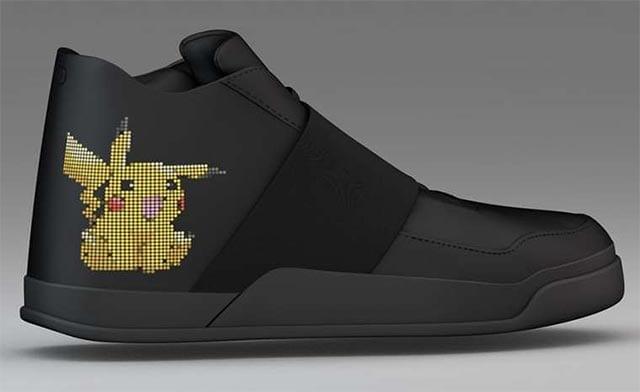 Smarte Pokémon Go Sneaker
