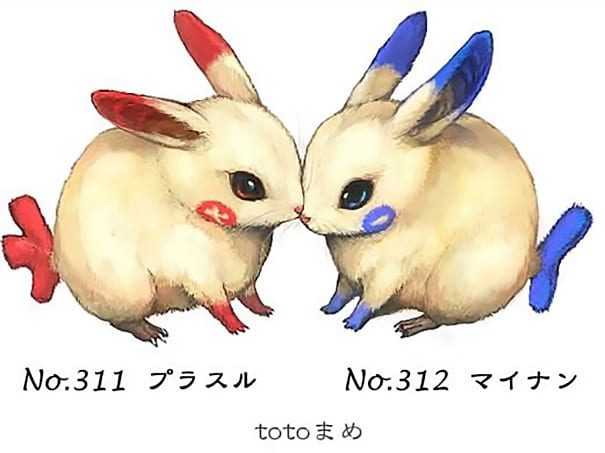Künstler zeichnet Pokémon als echte Tiere