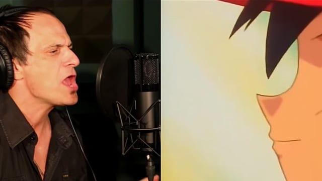 Jason Paige singt den Titelsong von Pokémon