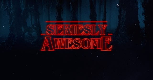 Eigene Stranger Things Title Card generieren