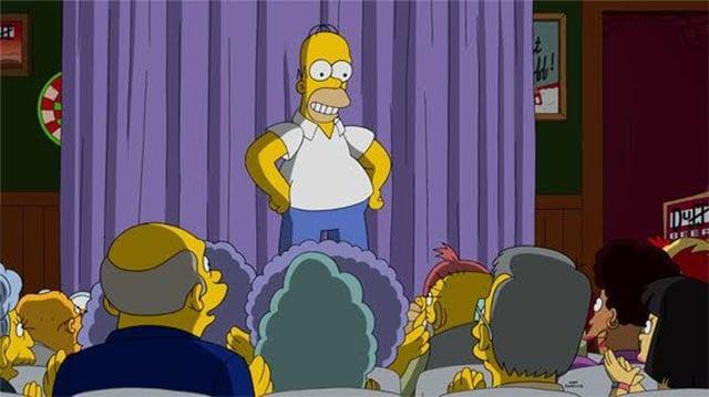 2×2 Tickets für die Premiere der 27. Simpsons-Staffel