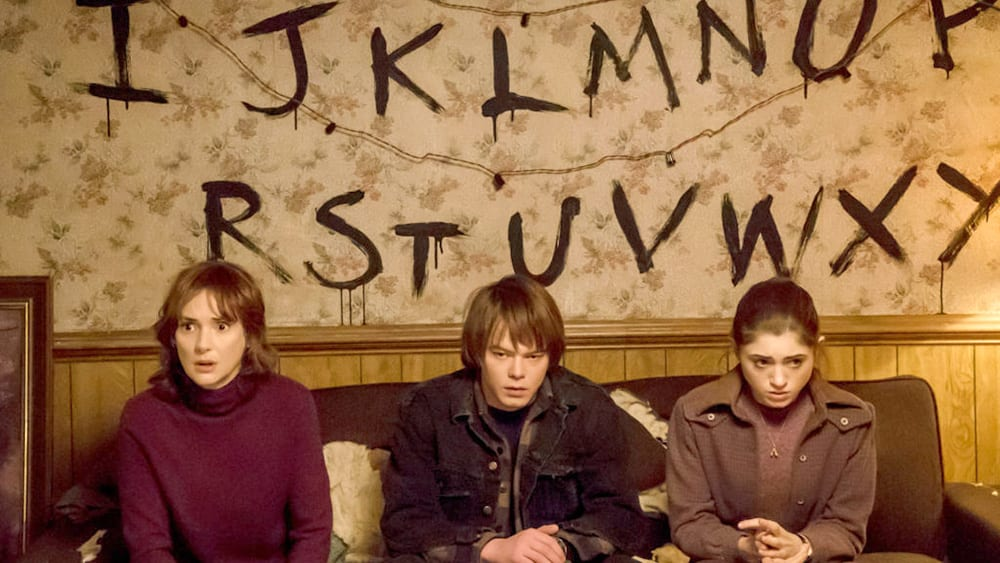 Musik in: Stranger Things Vol. 1 (Kyle Dixon & Michael Stein)