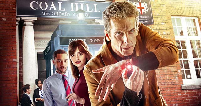 "Capaldi mit Auftritt in Doctor Who spin-off ""Class"""