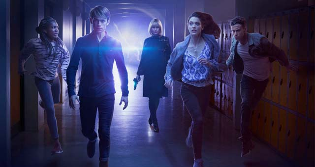 "Doctor Who Spin-Off ""Class"" bereits ab April bei uns im Free-TV"