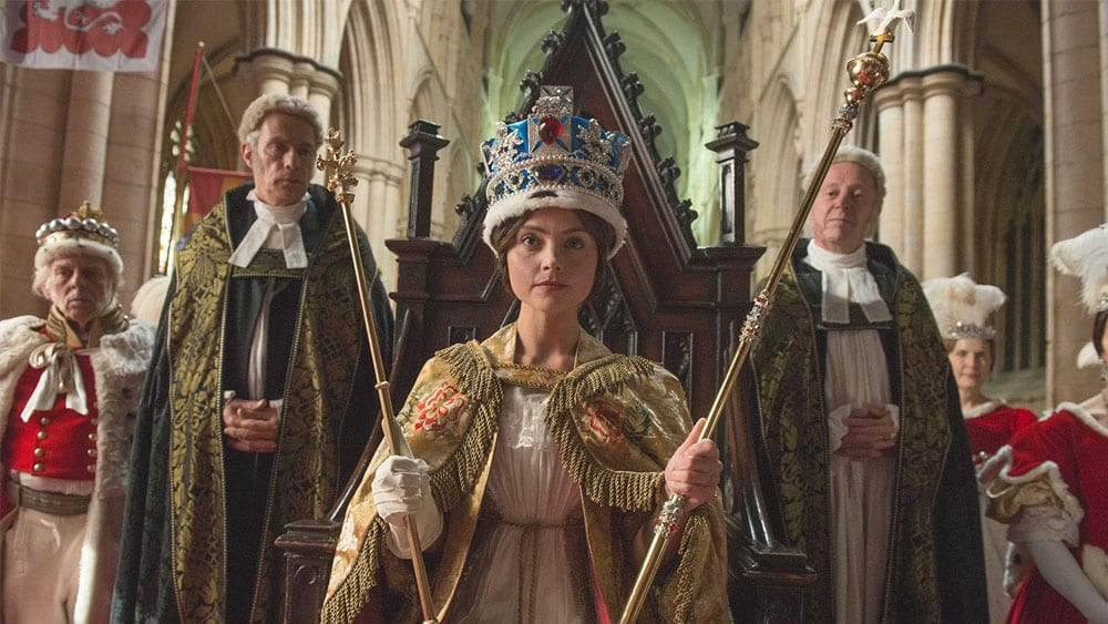 Review: Victoria S01E01+02 – Doll 123 / Ladies in Waiting