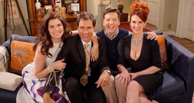 Will & Grace are back!