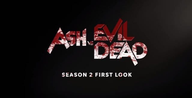 Ash vs. Evil Dead: Video zur 2. Staffel