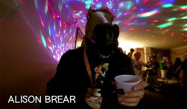BoJack Horsemask