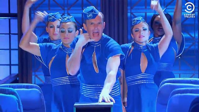 Lip Sync Battle – Clark Gregg © Comedy Central