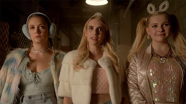 Scream Queens: Season 2 First Look - Der Cast hat Bock