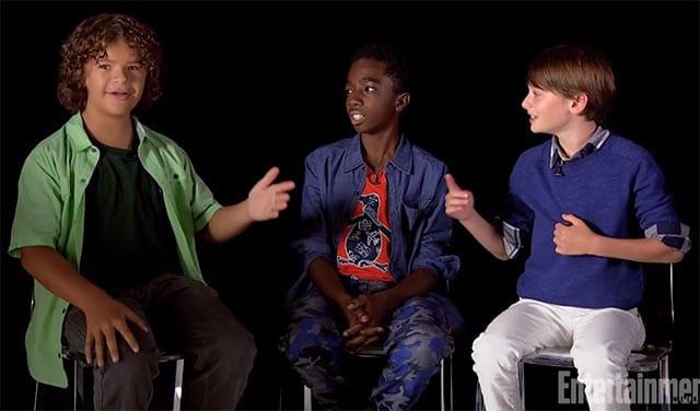 Stranger Things: Kids erfinden Lyrics zum Vorspann