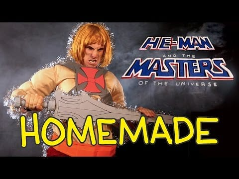 He-Man Intro selbstgemacht
