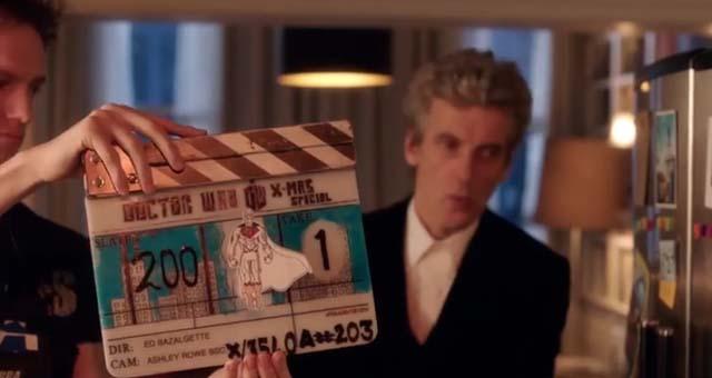 Erstes Footage zum Doctor Who X-Mas Spezial 2016