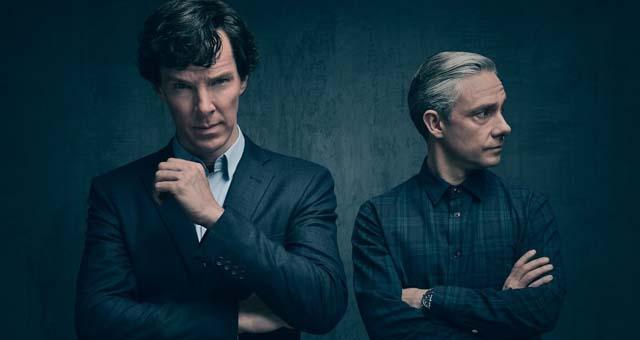 Sherlock: Deduktion der Episodentitel