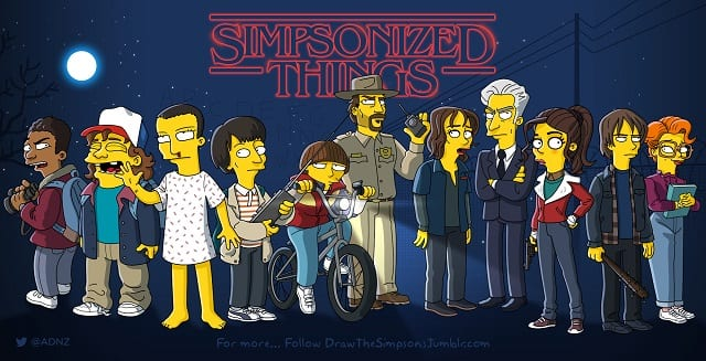 You have been Simpsonized!