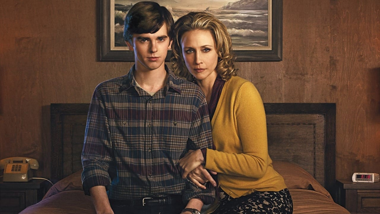 Musik in: Bates Motel (Chris Bacon)