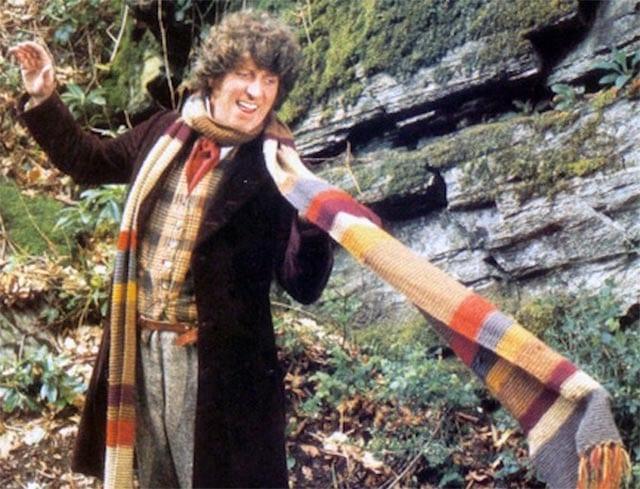 Strick Dir Deinen Doctor-Schal!