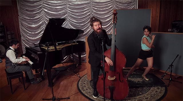 Jazz-Cover vom Family Guy-Titelsong