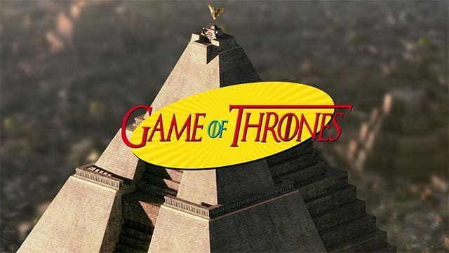 Game of Thrones Meets Seinfeld