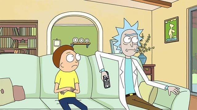 Rick and Morty – Finding Meaning in Life