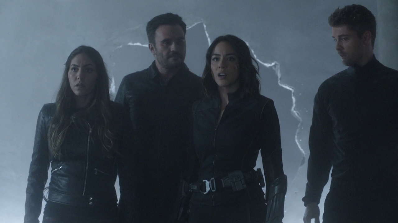 Review: Agents of S.H.I.E.L.D. S03E17 – The Team