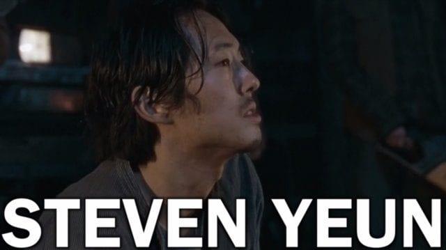 Der Werdegang von Steven Yeun