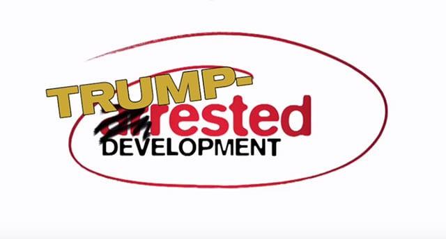 Trump vs. Clinton im Stile von Arrested Development