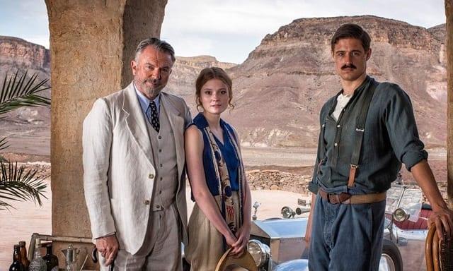 Tutankhamun: Trailer und Startdatum der Dramaserie