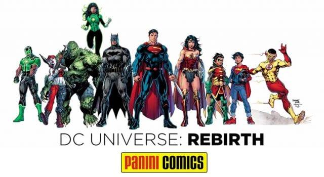 DC Rebirth: Neues Jahr, neues Glück für Superman, Batman, Flash & Co.?